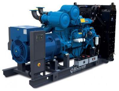 Дизельный генератор Elcos GE.PK.800/730.BF с АВР