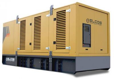 Дизельный генератор Elcos GE.PK.880/800.SS