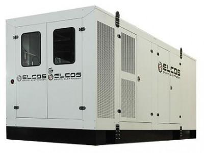 Дизельный генератор Elcos GE.PK.996/905.SS с АВР