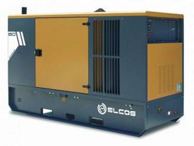 Дизельный генератор Elcos GE.PK3A.088/080.SS с АВР