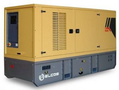 Дизельный генератор Elcos GE.VO.150/135.SS с АВР