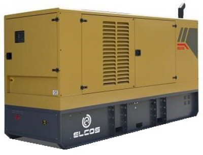 Дизельный генератор Elcos GE.PK.275/250.SS