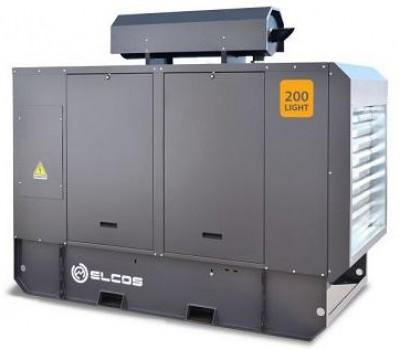 Дизельный генератор Elcos GE.VO.225/205.LT