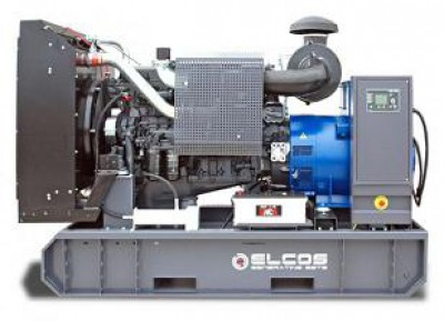 Дизельный генератор Elcos GE.VO.360/325.BF