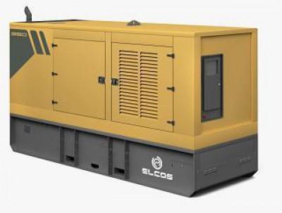 Дизельный генератор Elcos GE.VO.375/350.SS