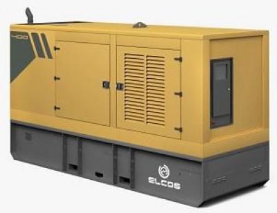 Дизельный генератор Elcos GE.VO.450/410.SS