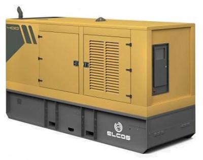 Дизельный генератор Elcos GE.VO.500/450.SS