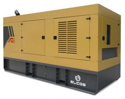 Дизельный генератор Elcos GE.VO.700/630.SS