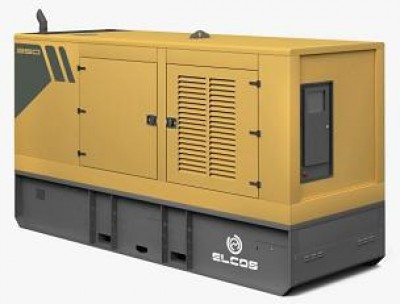Дизельный генератор Elcos GE.VO3A.375/350.SS