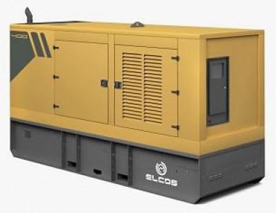 Дизельный генератор Elcos GE.VO3A.410/375.SS