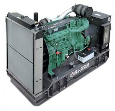 Дизельный генератор Elcos GE.VO3A.550/500.BF