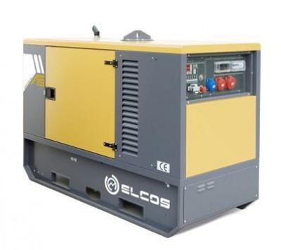 Дизельный генератор Elcos GE.YA.017/015.SS с АВР