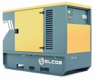 Дизельный генератор Elcos GE.YA.037/033.SS