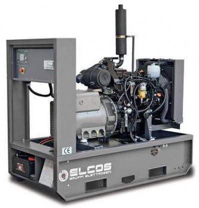 Дизельный генератор Elcos GE.YA.047/044.BF