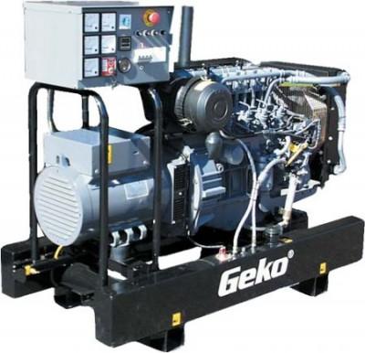 Дизельный генератор Geko 130014 ED-S/DEDA с АВР