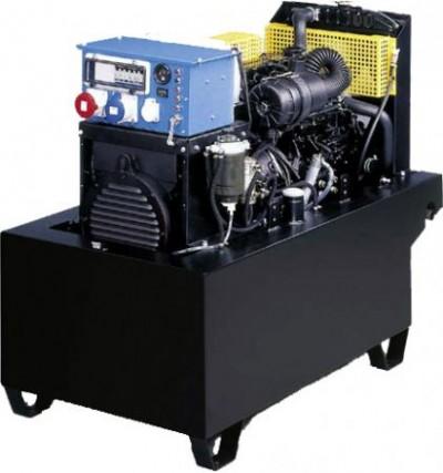 Дизельный генератор Geko 15014 E-S/MEDA