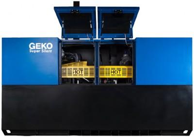 Дизельный генератор Geko 300010 ED-S/VEDA SS с АВР