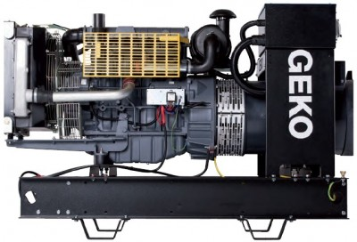 Дизельный генератор Geko 450010 ED-S/VEDA с АВР