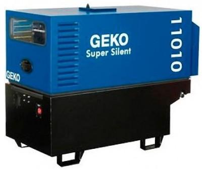 Дизельный генератор Geko 11014 E-S/MEDA SS