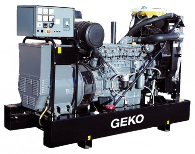 Дизельный генератор Geko 250014 ED-S/DEDA с АВР