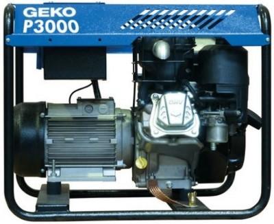 Бензиновый генератор Geko P 3000 E-A/SHBA