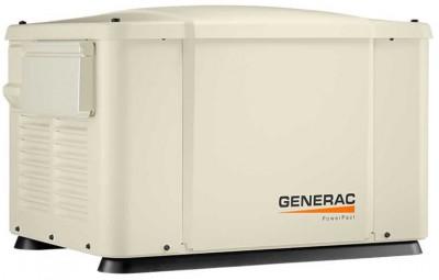 Газовый генератор Generac 6520 с АВР