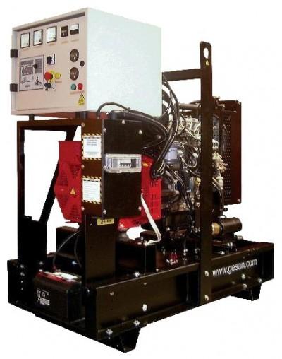 Дизельный генератор Gesan DPA 10 E MF