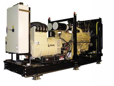 Дизельный генератор Gesan DPA 1100 E