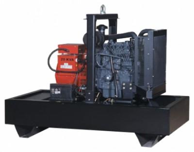 Дизельный генератор Gesan DPA 90 E с АВР