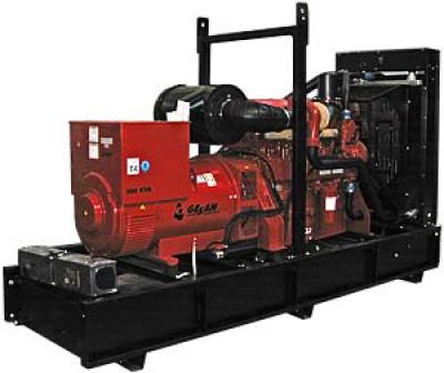 Дизельный генератор Gesan DPA 800 E