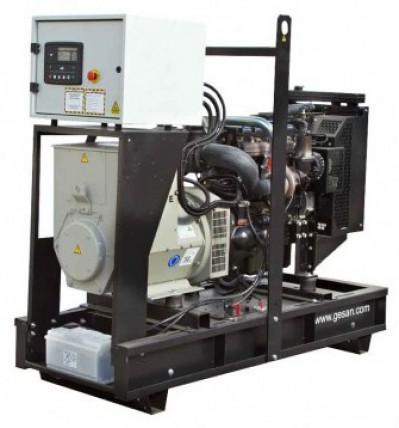 Дизельный генератор Gesan DPB 25 E с АВР