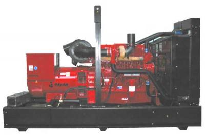 Дизельный генератор Gesan DTA 880 E