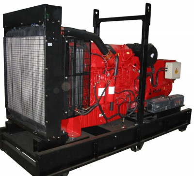 Дизельный генератор Gesan DVA 550E