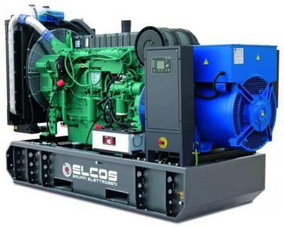 Дизельный генератор Elcos GE.DW.460/420.BF с АВР