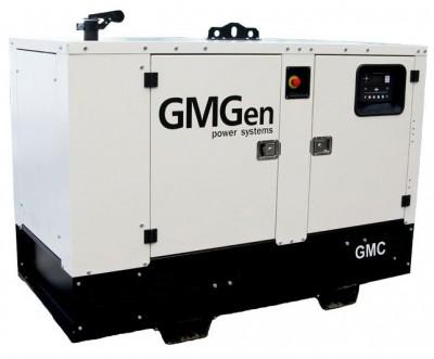 Дизельный генератор GMGen GMC66 в кожухе с АВР