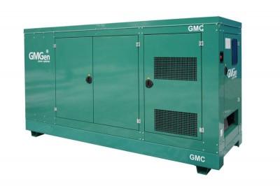 Дизельный генератор GMGen GMC400 в кожухе