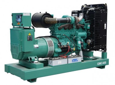 Дизельный генератор GMGen GMC400 с АВР