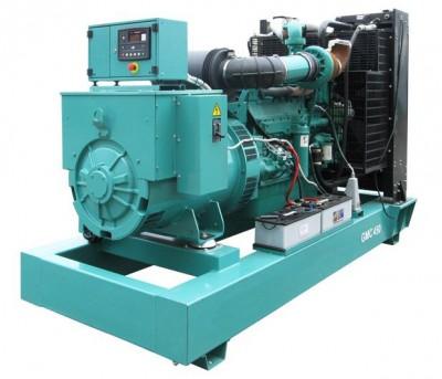 Дизельный генератор GMGen GMC450 с АВР