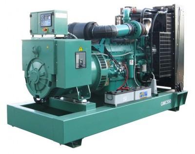 Дизельный генератор GMGen GMC550 с АВР