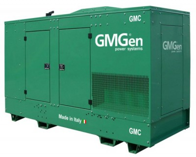 Дизельный генератор GMGen GMC110 в кожухе