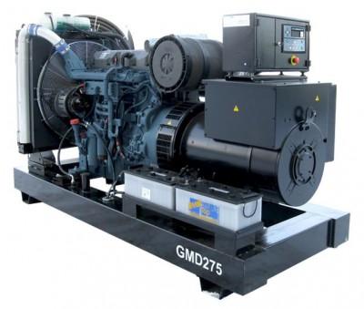 Дизельный генератор GMGen GMD275