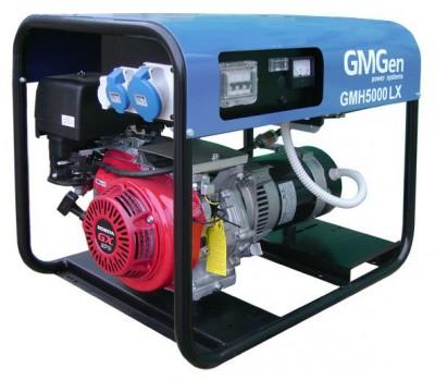 Бензиновый генератор GMGen GMH5000LX