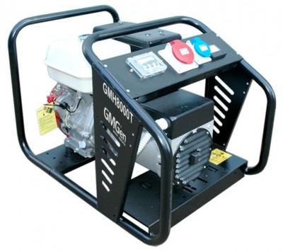 Бензиновый генератор GMGen GMH8000T