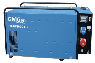 Бензиновый генератор GMGen GMH8000TS