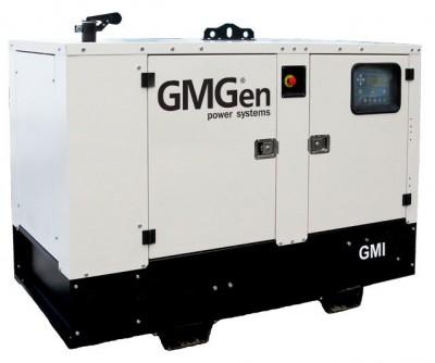 Дизельный генератор GMGen GMI80 в кожухе с АВР