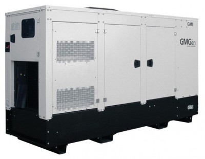 Дизельный генератор GMGen GMI550 в кожухе с АВР