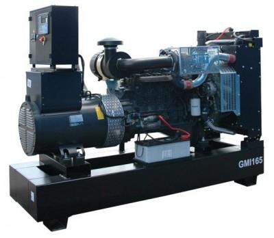 Дизельный генератор GMGen GMI165 с АВР