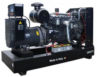 Дизельный генератор GMGen GMI275