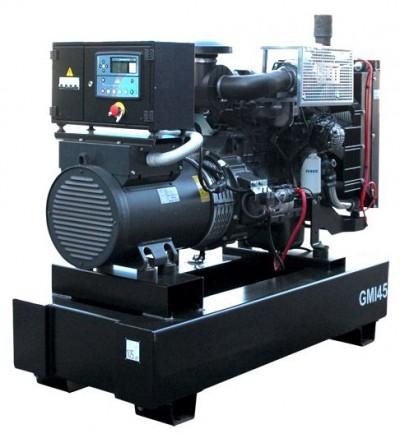 Дизельный генератор GMGen GMI45