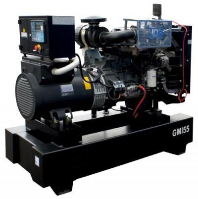 Дизельный генератор GMGen GMI55 с АВР